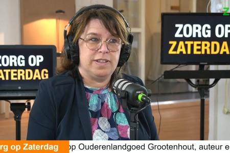 Grootenhout - Francien van de Ven - Interview 'Zorg op zaterdag'
